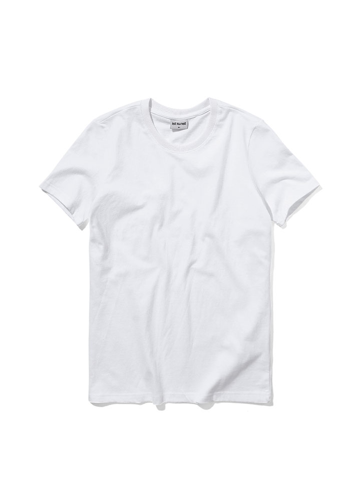[STANDARD]MUSCLE FIT TSHIRT[WHITE]