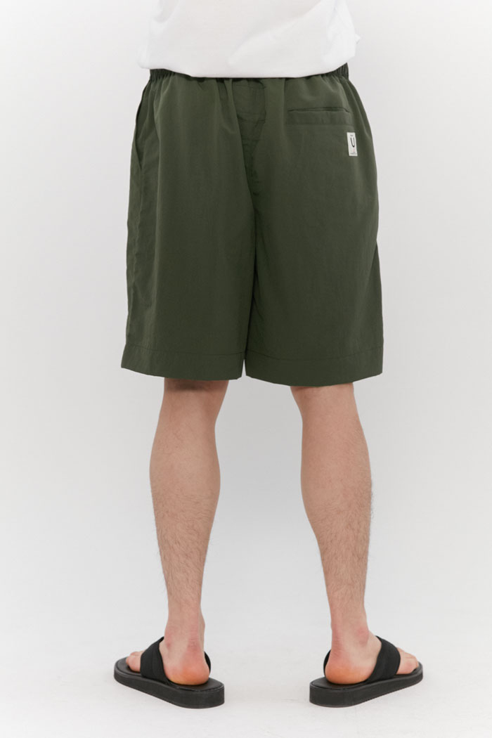 TASLAN BEACH SHORT PANTS[KHAKI]