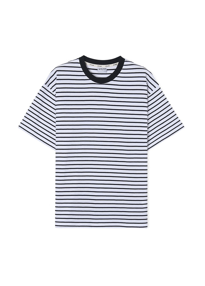 [17SS] MARINE STRIPE LOOSE FIT TSHIRT
