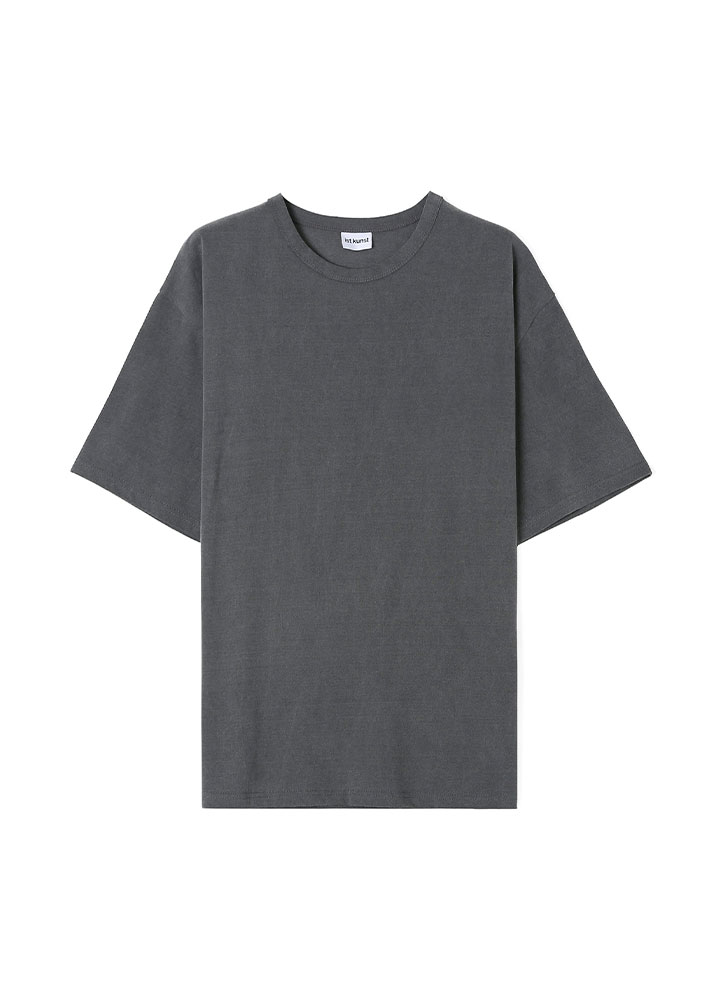 [17SS]PIGMENT LOOSE FIT TSHIRT