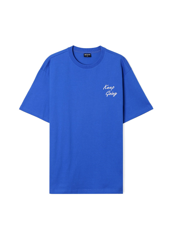 [17SS]KEEP GOING LOOSE FIT TSHIRT