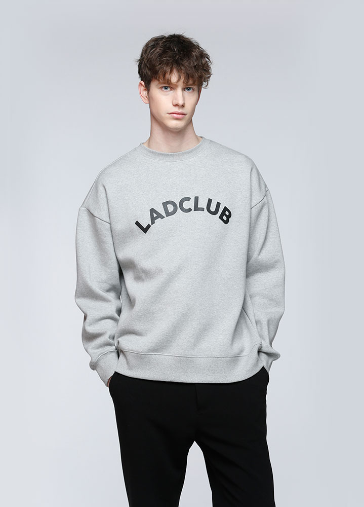 LADCLUB SWEATSHIRT[GREY]