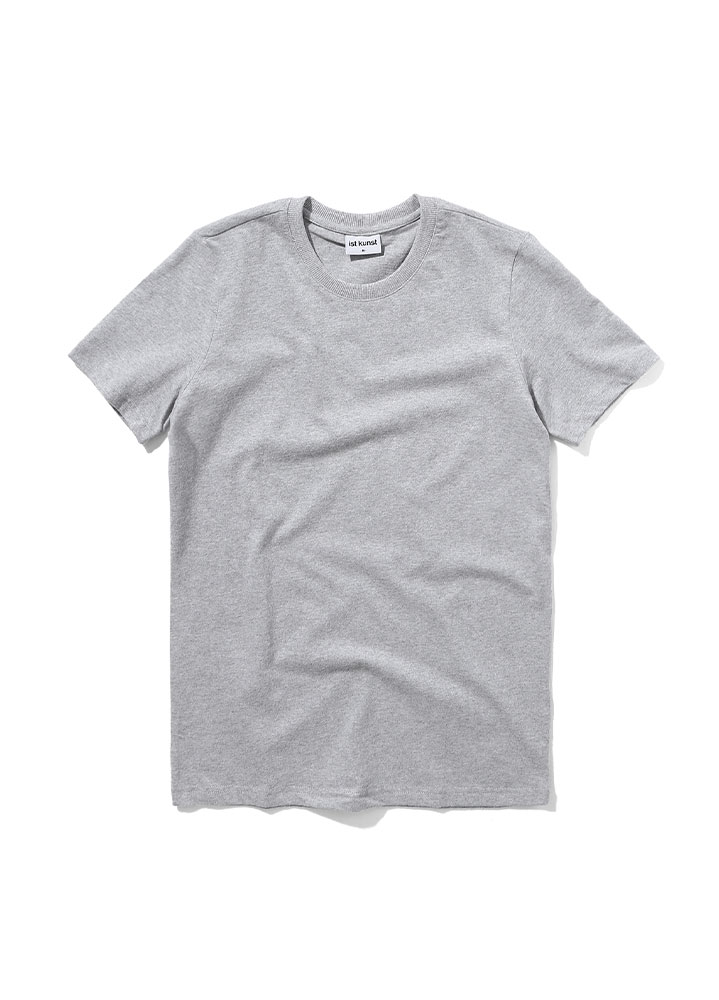 [STANDARD]MUSCLE FIT TSHIRT[GREY]