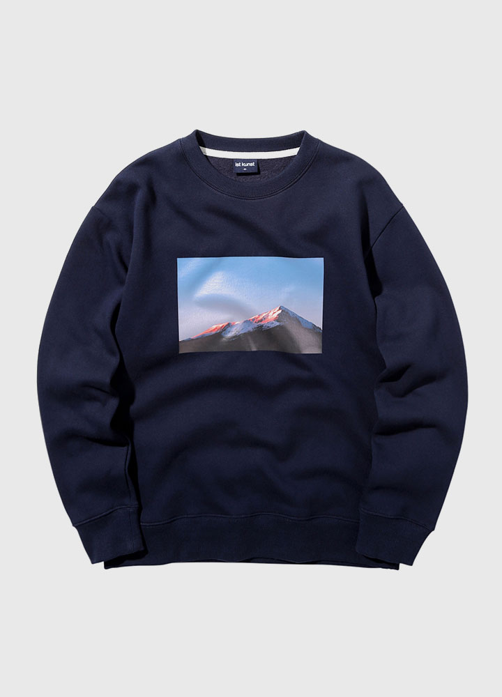 SUNRISE SWEATSHIRT[NAVY]