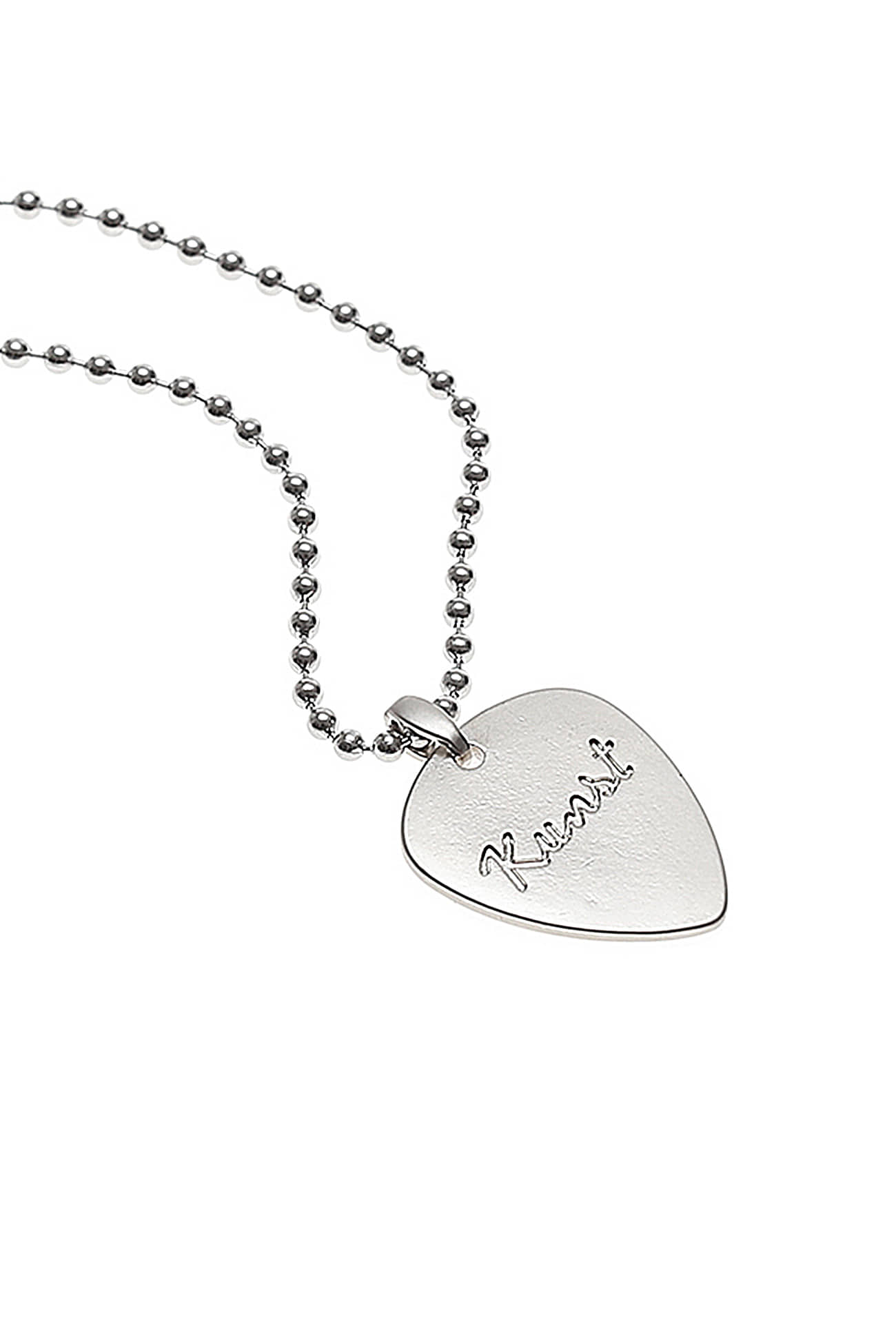 PICK NECKLACE[SILVER]