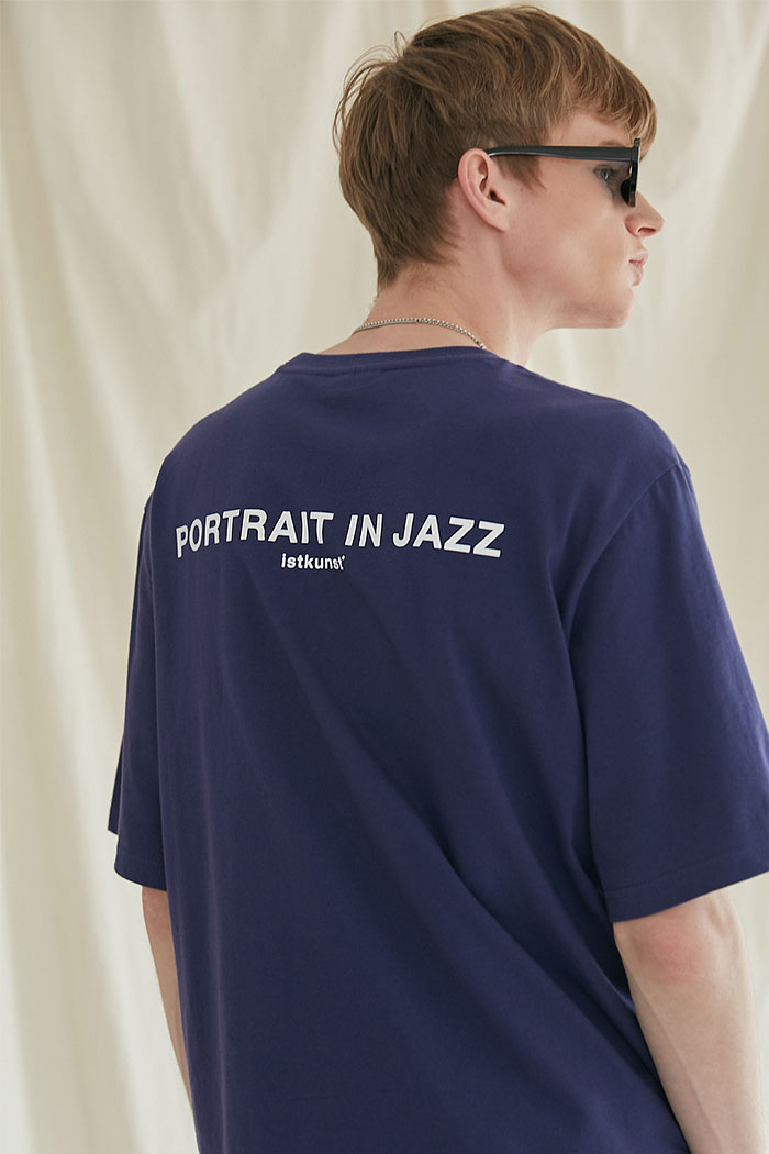 PORTRAIT IN JAZZ TSHIRT[PURPLE]