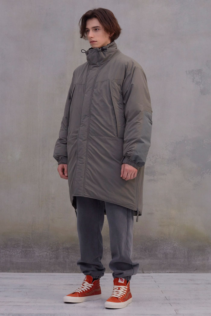 TYPE2 MONSTER PARKA[SAGE GREEN]