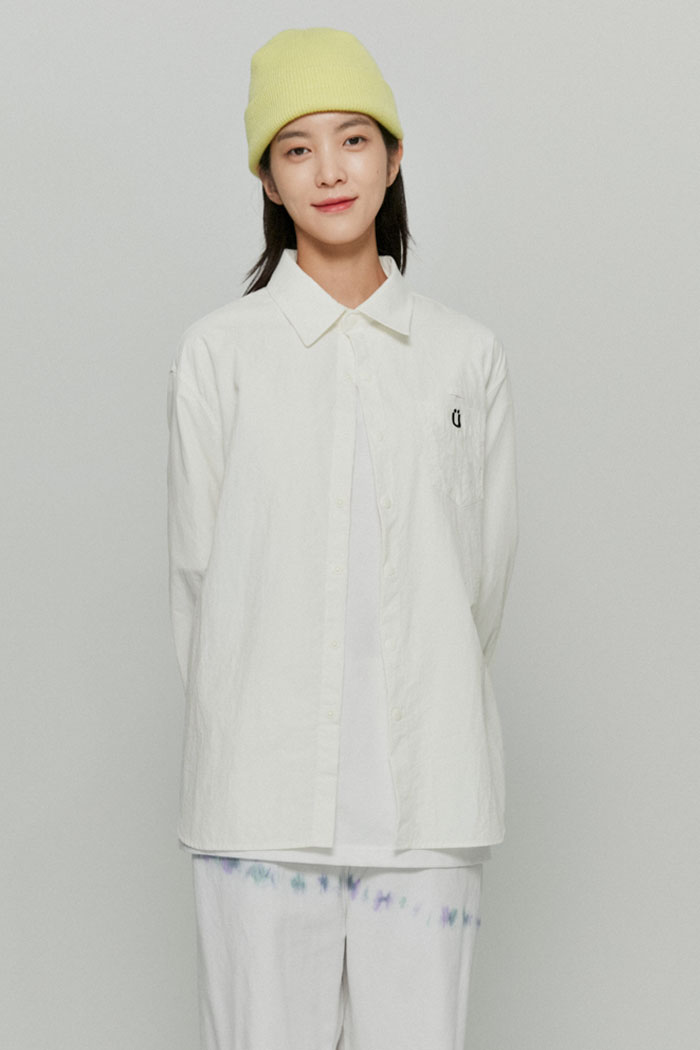 SUNGRIP COMFORT SHIRT[CREAM]